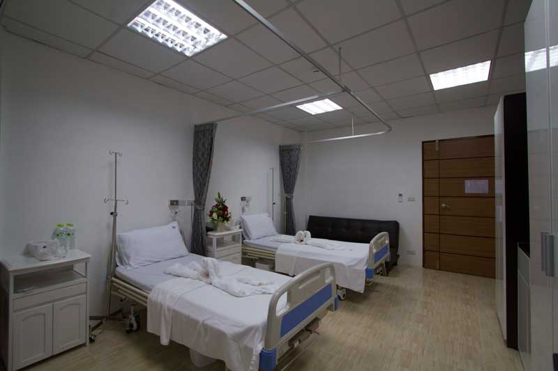First Western Hospital Koh Phangan Semi Private Room 2
